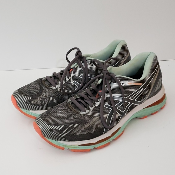 brand new 39d70 17ba7 Asics Shoes Size 9.5 Gel Nimbus 19 T750N Sneakers